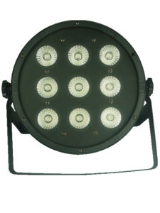 DJ Light for LED PAR RGBW 4 in 1 Wash pictures & photos