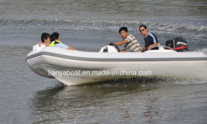 Liya14feet Rigid Inflatable Boat Center Console Rib Boat for Sale pictures & photos