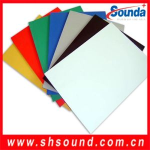 High Quality PVC Foam Board (SD-PFF16) pictures & photos
