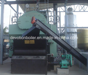 Industrial Automatic Fuel Feeding Coal Fired Steam Boiler pictures & photos
