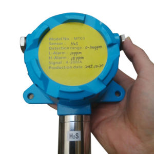 High Quality Fixed H2s Gas Sensor Detector pictures & photos