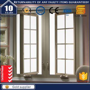 Aluminium Casement Soundproof White Aluminum Frame Windows (CW50) pictures & photos