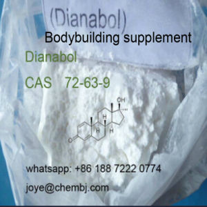 50mg Dianabol Steroid Raw Powder Dbol 50mg/Ml Methandrostenolone pictures & photos