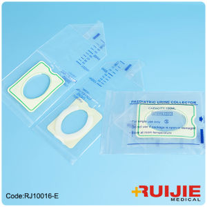 Pediatric/Infant/Baby/Child 100ml Urine Drainage Bag pictures & photos