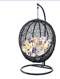 Outdoor Basket Hanging Chair Balcony Chair Rattan Swing pictures & photos