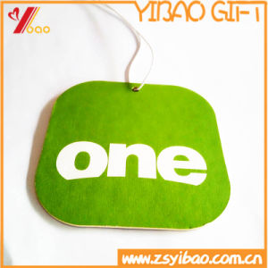 High Quality Paper Air Freshener Suit for Car pictures & photos