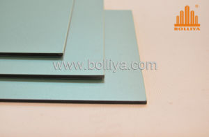 Glossy Gloss Matt Black Good Quality Aluminium Sign Sheet pictures & photos