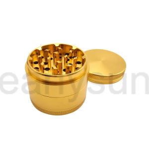Top Quality Smoke Herbal Smooth Grinder with Hand Muller (ES-GD-006-M) pictures & photos