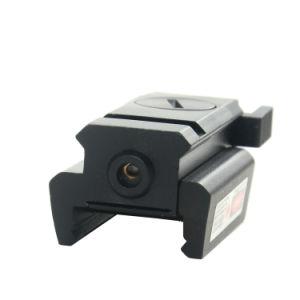 Tactical Weaver Rail Mount Pistol Gun Compact Red DOT Laser pictures & photos