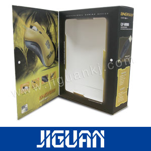 Plastic Printed Gift Packaging Box for iPad pictures & photos