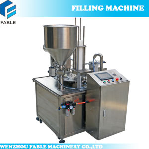2017automatic Packing Coffee K-Cup Filling Sealing Machine (VR-1) pictures & photos