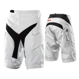 White Professional Mx/MTB Shorts Motocross OEM Sports Shorts (ASP05) pictures & photos