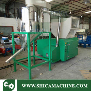 Slow and Small Plastic Recycle Crusher for Injection Machine pictures & photos