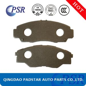 Aftersale Market Welded Mesh Back Plate for BPW Brake Pads pictures & photos