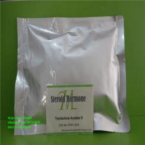 Light Yellow Crystal Trenbolone Acetate Powder for Muscle Growth Steroids pictures & photos