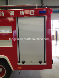 Fire Fighting Truck Security Proofing Aluminum Roller Shutter pictures & photos