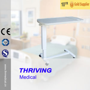 Medical Strong Over Bed Table pictures & photos