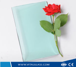 6mm Golden Bronze Float Glass with CE&ISO9001 pictures & photos