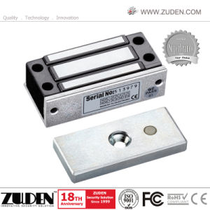 Hot Selling Mini 60kgs (120Lbs) Cabinet Magnetic Lock pictures & photos