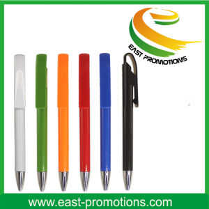 Promotional Plastic Ball Point Gel Pen for Business Gift pictures & photos