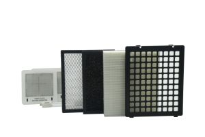 Quiet Air Purifier with True HEPA Filter and UVC Light pictures & photos