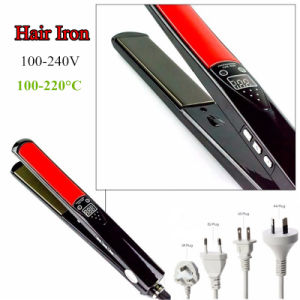 PRO China Wholesale Ceramics Electric Hair Straightening Iron pictures & photos