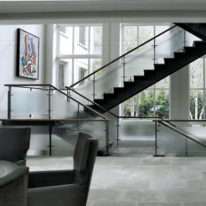 Hot Selling Tempered Glass Railing System for Balcony Porch and Staircase Handrail pictures & photos