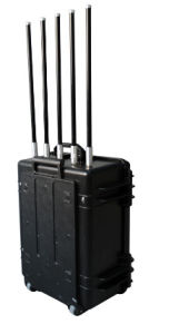 Man-Pack 4 Band 160W Power Adjutsable Mobile Signal Jammer pictures & photos