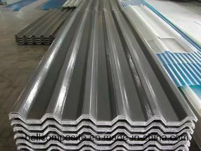 FRP Kick Plate/ Handrail Fittings/ Roof Cover or Wall Panel/ Profiles pictures & photos