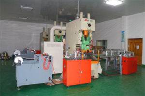 Household Aluminum Container Making Machine (GS-JP 80) pictures & photos