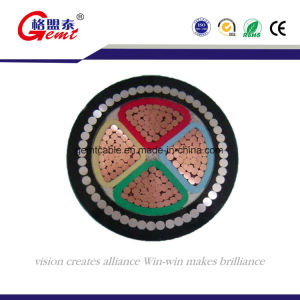 High Quality 0.6/1kv XLPE Insulated Copper Power Cable XLPE Copper Power Cable XLPE Rubber Cable pictures & photos
