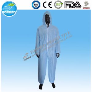 Work Suit/Coverall for Industry Disposable Coverall pictures & photos