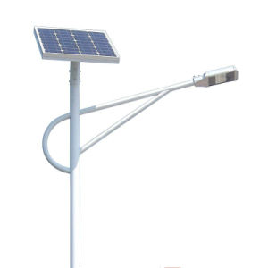 120W IP65 Outdoor High Power LED Solar Streetlight pictures & photos