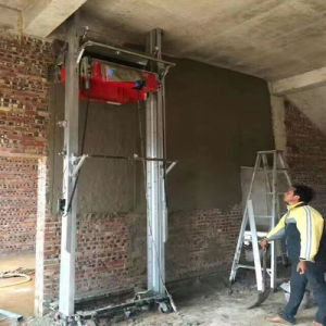 Construction Cement Plastering Machine for Building pictures & photos