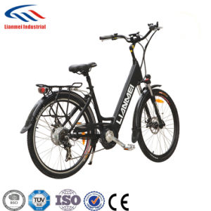 36V Lithium Hide Inside Battery Electrical Bicycle pictures & photos