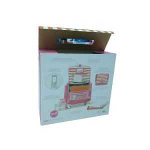 High Quality Custom Designed Corrugated Luggage Box pictures & photos