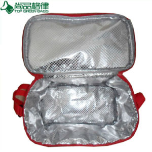 Waterproof Warmer Double Compartment Insulated Picnic Lunch Cooler Bag pictures & photos