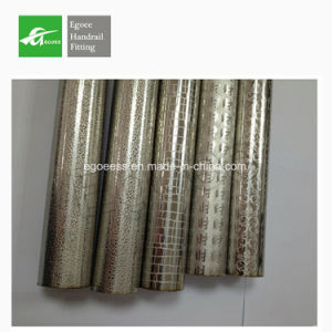 Mirror Polish AISI 304 Stainless Steel Pipe pictures & photos