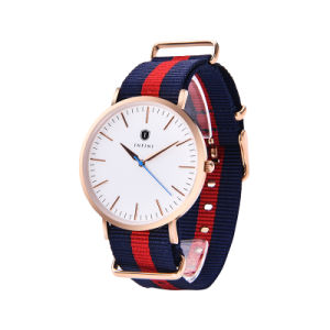 Fashion Watches Stainless Steel Quartz Men′s and Ladies Nato Dw Watch (DC-1053) pictures & photos