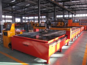 Table Type High Precision High Definition Plasma and Flame Cutting Machine pictures & photos