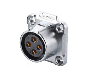 Factory Price IP67 Male Female Waterproof Cable Connector Plug pictures & photos