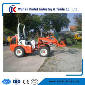 1tons Mini Wheel Loader with CE (ZL10E) pictures & photos