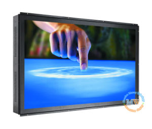 Open Frame 55 Inch Touch Screen LCD Monitor with USB RS232 Port (MW-551MET) pictures & photos