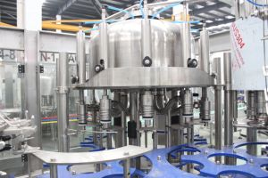 Full Automatic Big Size Water Filling Packing Equipment pictures & photos