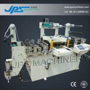 Label Automatic Die Cutter Machine with Lamination+Punching+Hot Stamping pictures & photos