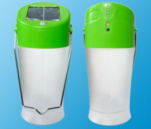 Africa Portable Solar Energy Lamp Solar Lamp for Rural Areas pictures & photos