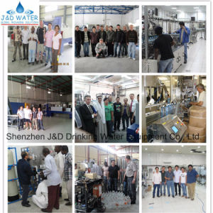 Automatic 18.9L 5 Gallon Barrel Bottle Water Filling Capping Machine pictures & photos