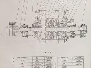 Cg Series Power Plant Multistagel Pump pictures & photos