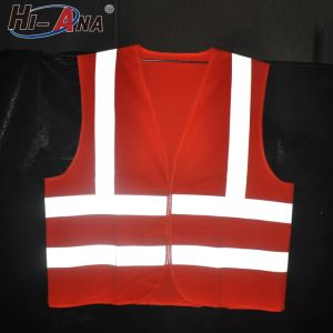 ISO 9001 Factory High Intensity Kids Reflective Clothing pictures & photos