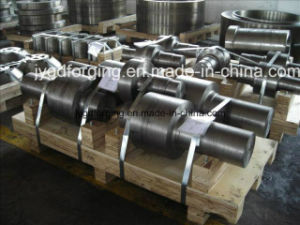 Forged SAE4140 SAE4340 75crmo Steel Crank Shaft pictures & photos